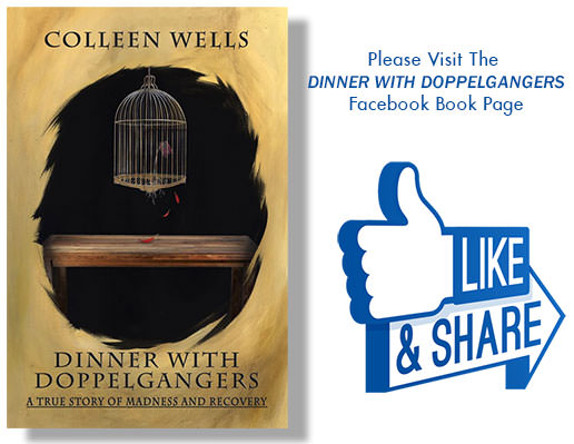 Like Dinner with Doppelgangers on Facebook